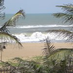 Bay of Bengal From Balcony