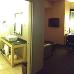Panoramic of Den/office