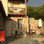 Our lovely home for a week, villa Danifi