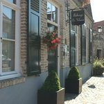 Auberge De Klasse****a Heritage protected completely restored Luxury B&B in Veurne