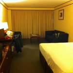 Minha Suite no Mercure Windsor Auckland