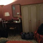 Room at Hotel Rex, Lucca, Italy