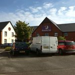 Foto de Premier Inn Chester Central - South East