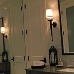 Uninspired Pottery Barn Bathroom