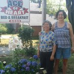 Foto de Ace of Hearts Bed and Breakfast