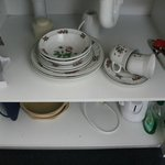 pretty crockery