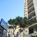 Foto di Surf Regency Apartments