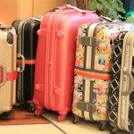 Stowed luggage