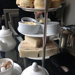 Lovely afternoon tea