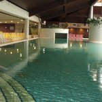 pool in the seconde floor