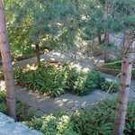 Courtyard from our Room