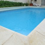 B&B's swimming pool 1