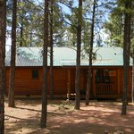 Cabins at Bison Ranch
