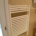 Towel warmer (I used it dry washed clothes)