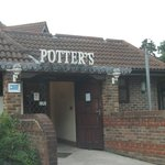 Potter's Inn - Mytchett Surrey Foto