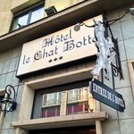 Photo de Hotel Le Chat Botte