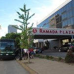 Foto de Ramada Plaza Hotel - Downtown Convention Center