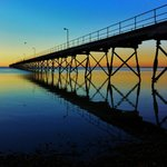 Ceduna Jetty at dawn