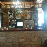 bar ristorante all'interno