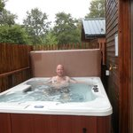 Hot tub heaven