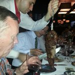 Chama Gaucha Brazillian Steakhouse  08,05,2013