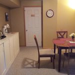 Basement suite