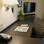 Work Space in Suites