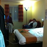 Photo de Holiday Inn Express Stirling