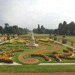 Wrest Park Gardens, 10 minute drive away, 300 years of English gardens!