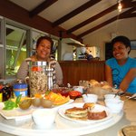 Brekkie at Levuka Homestay