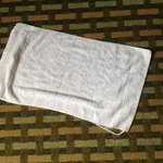 torn towels