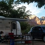 Photo de Zion Canyon Campground
