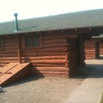 Foto de Buffalo Bill Cabin Village