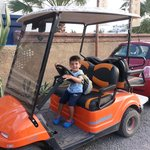 la brezza golf car