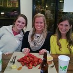 Mudbugs and Pretty Women! Only at the PSHOB