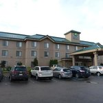 Holiday Inn Express Hotel & Suites Vernon resmi