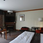 Foto de BEST WESTERN Rocky Mountain Lodge