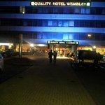 Foto de Quality Hotel Wembley & Conference Centre