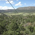 A good base to stay to try the ziplining at Royal Gorge ziplining and rafting