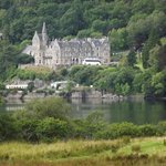 Loch Awe Hotel from opposite side of Loch Awe