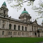 Belfast City Hall - Starting Point for Hidden Belfast