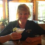 Ishnala Key Lime Martini - Mirror Lake - Wisconsin Dells
