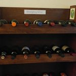 The emergency wine rack