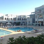 Pool Area Hotel Fanadir