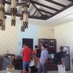 Reception Hotel Fanadir