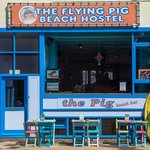 Flying Pig Beach Hostelの写真