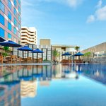 Swimming Pool at Grand Mercure Singapore Roxy