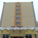 Top Hotel Prague & Congress Center resmi
