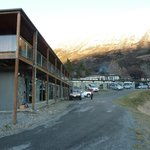 Lake Ohau Lodge resmi