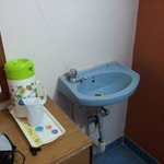 Basic Amenities - Wash Basin in Non AC Room